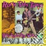 Rockabilly hits vol.1 - cd musicale di Artisti Vari