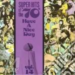 Super hits 70's vol.14 - cd musicale di Artisti Vari