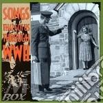 Songs got trough w.w.ii cd musicale di Artisti Vari