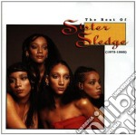 Sister Sledge - The Best Of 1973-1985 cd musicale di Sledge Sister