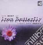 Iron Butterfly - Light & Heavy cd musicale di IRON BUTTERFLY