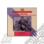 Drifters - Up On The Roof, On Broadway & Under The Boardwalk cd musicale di The Drifters