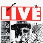Live - king albert cd musicale di Albert King
