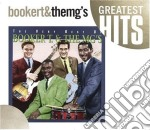 The very best of... - booker t cd musicale di Booker t.& the mg's