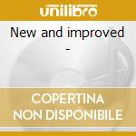 New and improved - cd musicale di Spinners