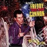 Big blast from boston - cannon freddy cd musicale di Cannon Freddy