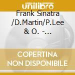 Sentimental favorites - cd musicale di F.sinatra/d.martin/p.lee & o.