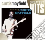 Curtis Mayfield - The Best Of... cd musicale di Mayfiels Curtis