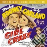 Girl crazy (ost) - dorsey jimmy & tommy garland judy gershwin george o.s.t. cd musicale di Ost