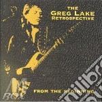 From the beginning - lake greg cd musicale di Greg Lake