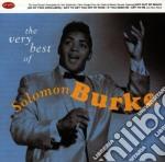 Solomon Burke - The Very Best Of cd musicale di Solomon Burke