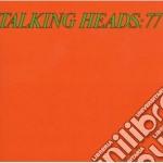 TALKING HEADS:77 -  CD+DVD cd musicale di Heads Talking