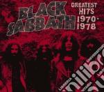 GREATEST HITS 1970/1978 cd musicale di BLACK SABBATH