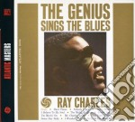 Ray Charles - Genius Sings Blues cd musicale di Ray Charles