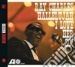 Ray Charles - Hallelujah I Love Her So cd musicale di CHARLES RAY