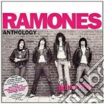 ANTHOLOGY (2CDX1) cd musicale di RAMONES