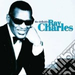 THE DEFINITIVE RAY CHARLES cd musicale di Ray Charles