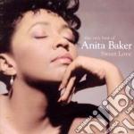 Anita Baker - Sweet Love: The Very Best Of cd musicale di Anita Baker
