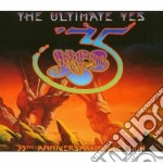 ULTIMATE YES/35th Anniversary cd musicale di YES