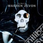 Warren Zevon - Genious: The Best Of Warren Zevon cd musicale di ZEVON WARREN