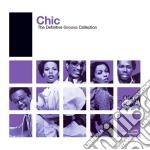 Definitive groove cd musicale di Chic