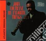 MY FAVORITE THINGS cd musicale di COLTRANE JOHN