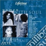 Women With Soul cd musicale di A.franklin/d.summer/t.turner &