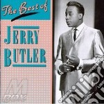 The best of... - cd musicale di Jerry Butler