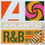 Atlantic R&b 1947-1974 - Vol. 5 1961-1965 cd musicale di ARTISTI VARI