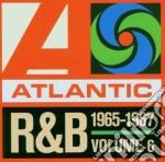 Atlantic R&b 1947-1974 - Vol. 6 1965-1967 cd musicale di ARTISTI VARI