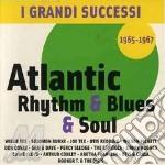 I GRANDI SUCCESSI ATLANTIC R&B/65-67 cd musicale di ARTISTI VARI