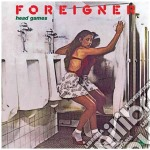 Foreigner - Head Games cd musicale di FOREIGNER