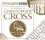 THE VERY BEST OF CHRISTOPHER CROSS cd musicale di CROSS CHRISTOPHER