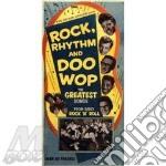Rock, rhythm and doo wop - cofanetti cd musicale di L.richard/b.darin/r.nelson & o