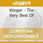 Winger - The Very Best Of cd musicale di Winger