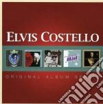 Original album series cd musicale di Costello elvis (5cd)