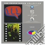 The triple album collection cd musicale di Yes (3cd)