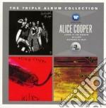 The triple album collection cd musicale di Cooper alice (3cd)