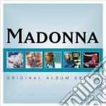 Original album series cd musicale di Madonna (5cd)