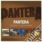 Original album series cd musicale di Pantera (5cd)