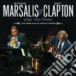 Eric Clapton / Wynton Marsalis - Play The Blues cd musicale di Clapton & marsalis