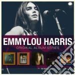ORIGINAL ALBUM SERIES : EMMYLOU HARRIS -  cd musicale di Emmylou Harris