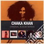 ORIGINAL ALBUM SERIES 5CD BOX             cd musicale di Khan Chaka