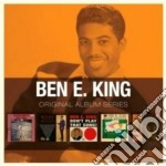 ORIGINAL ALBUM SERIES : BEN E.KING - BOX  cd musicale di E.king Ben
