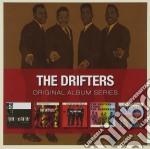 ORIGINAL ALBUM SERIES 5CD BOX             cd musicale di DRIFTERS