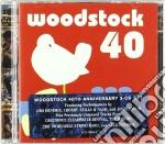 WOODSTOCK - 40 YEARS ON                   cd musicale di ARTISTI VARI