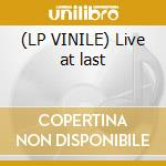(LP VINILE) Live at last lp vinile di Black Sabbath