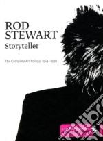 STORYTELLER  BOX 4CD                      cd musicale di Rod Stewart