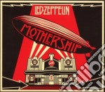 Mothership - The very best of  (2 cd + dvd) cd musicale di LED ZEPPELIN