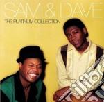 Sam & Dave - The Platinum Collection cd musicale di Sam & dave